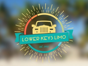Lower Keys Limo Dribbble Shot